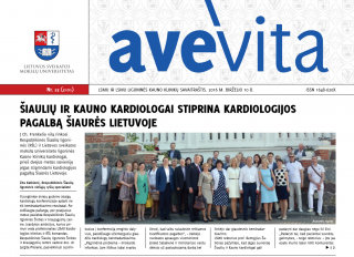 "Savaitraštis ""Ave vita"" 2016.06.10"