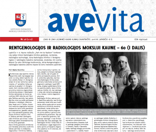 "Savaitraštis ""Ave vita"" 2016.11.21"
