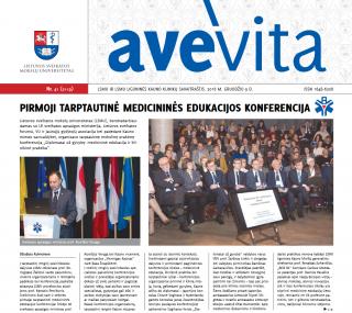 "Savaitraštis ""Ave vita"" 2016.12.09"