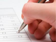 Fill registration form
