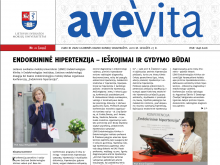 "Savaitraštis ""Ave vita"" 2016.05.27"