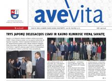 "Savaitraštis ""Ave vita"" 2016.09.23"