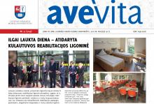 "Savaitraštis ""Ave vita"" 2016.09.30"