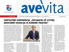 "Savaitraštis ""Ave vita"" 2016.12.02"