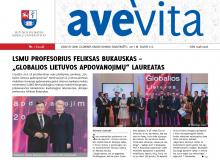 "Savaitraštis ""Ave vita"" 2017.01.06"
