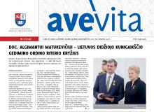 "Savaitraštis ""Ave vita"" 2017.02.24"